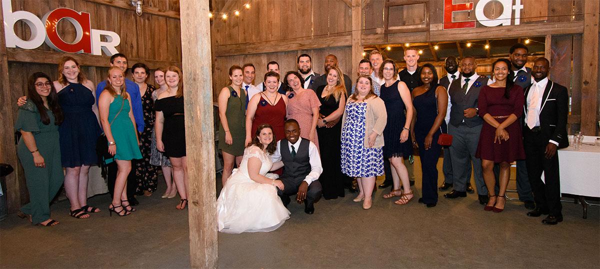 Prichard James Wedding